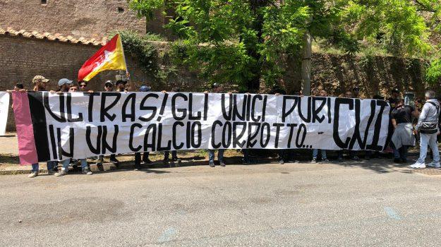 Palermo penalizzazione, sentenza, tifosi palermo, Palermo, Calcio