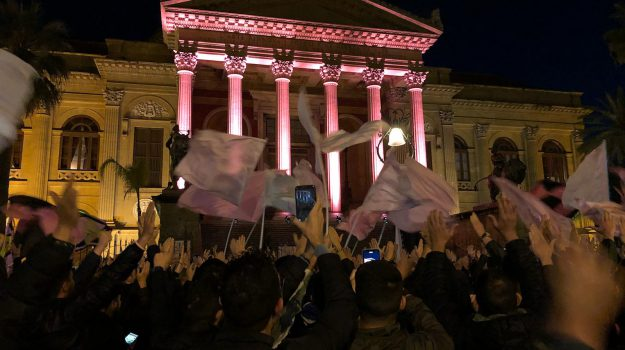 palermo retrocesso, penalizzazione Palermo, tifosi palermo, Palermo, Calcio
