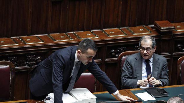 governo, lettera, unione europea, Giovanni Tria, Giuseppe Conte, Luigi Di Maio, Sicilia, Politica