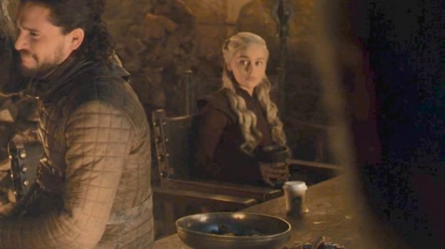 game of thrones, il trono di spade, tazza starbucks, Sicilia, Cultura