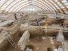 Gli scavi nel sito archeologico di Catalhoyuk (fonte: Scott Haddow