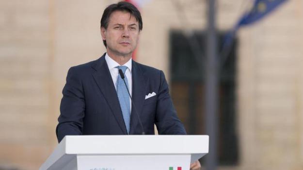 bilancio, procedura infrazione, ue, Giuseppe Conte, Sicilia, Politica