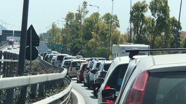 anas, autostrada palermo catania, lavori, TRAFFICO, Palermo, Cronaca