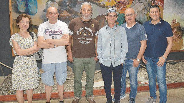 carretti siciliani, Tano Avanzato, Agrigento, Cultura