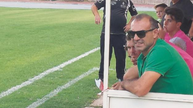 Alcamo, Domenico Surdi, Giuseppe Milotta, Trapani, Calcio