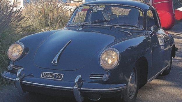 AUTO STORICHE, giro di sicilia, partanna, Trapani, Sport