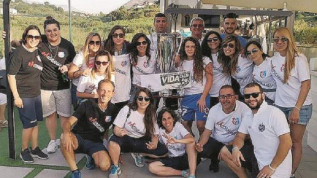 calcio a 5, castellammare, Alice Galante, Trapani, Calcio
