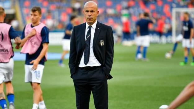 dimissioni under 21, under 21, Gigi Di Biagio, Sicilia, Calcio