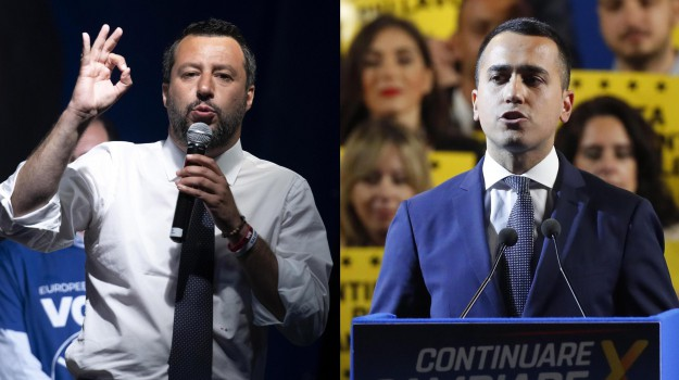 governo, Luigi Di Maio, Matteo Salvini, Sicilia, Politica