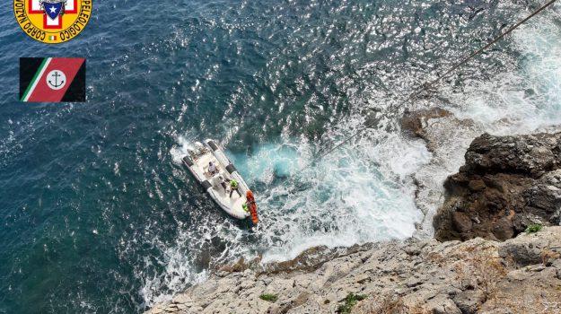 capitaneria di porto, salvataggio, soccorso alpino, Trapani, Cronaca