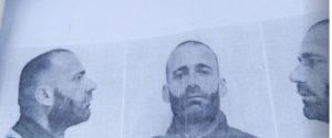 La foto del detenuto evaso dal carcere di Trapani, Luca Leke
