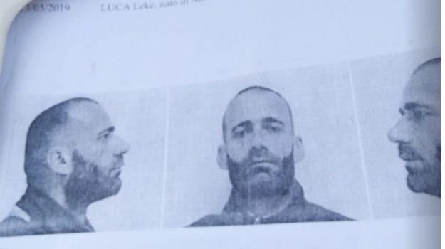 carcere, Detenuto evaso, evasione, Leke Luca, Trapani, Cronaca