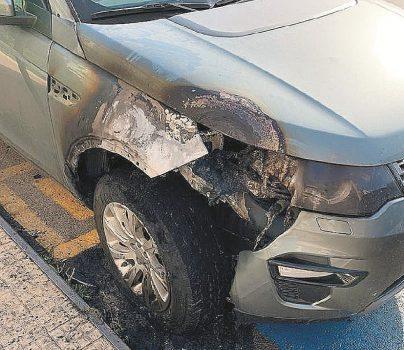 auto, incendio, indagini, intimidazione, Francesco Favi, Siracusa, Cronaca