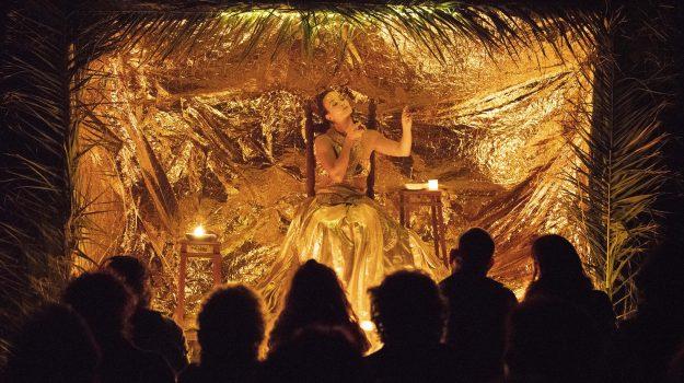 danza, musica, Stromboli, Teatro ecologico, Messina, Cultura