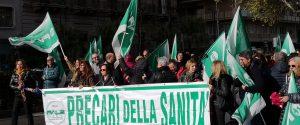 """Precari dell'Asp di Palermo, la Fials: """"Subito incontro con l'assessorato"""""""