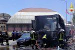 Esplode bombola di gas al mercato di Gela: i feriti salgono a 20, sono 5 quelli gravi