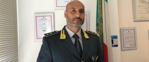 Il comandante Giovanni Mangiacavallo
