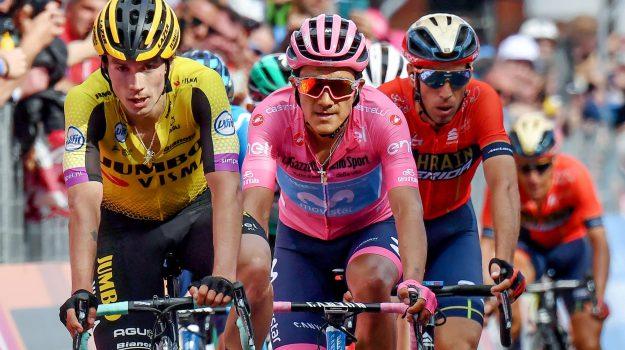 ciclismo, etna, Giro d'Italia 2020, Sicilia, Sport