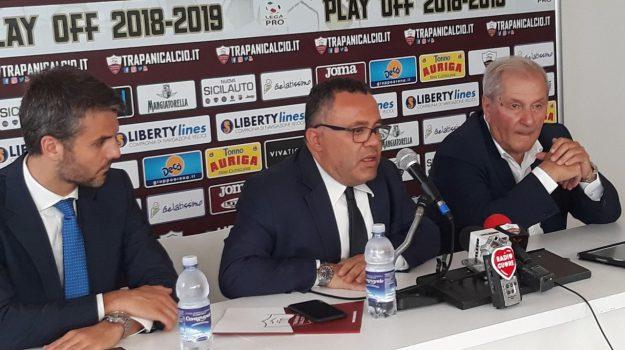 trapani calcio, Trapani in serie B, Riccardo Fabbro, Trapani, Calcio