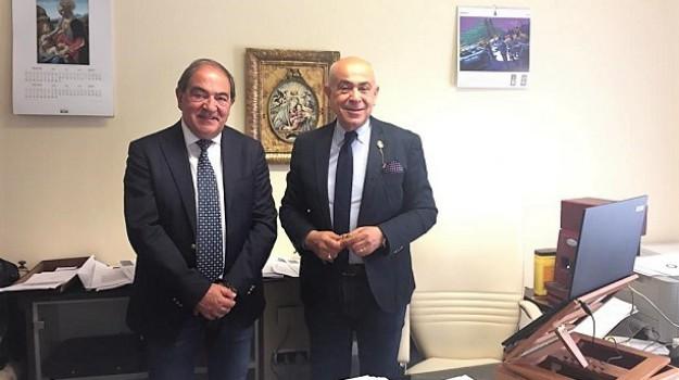 asp Enna, direttore sanitario, Emanuele Cassarà, Francesco Iudica, Enna, Cronaca