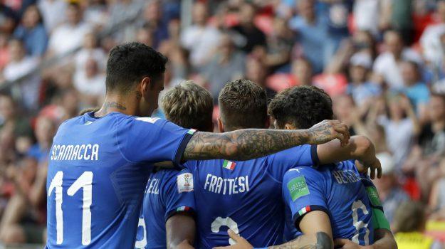 Italia-Mali, Mondiali U20, Sicilia, Calcio