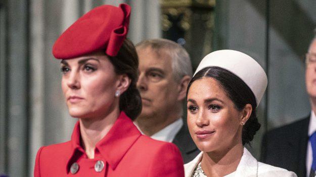 Royal Foundation, Kate Middleton, Meghan Markle, Sicilia, Società