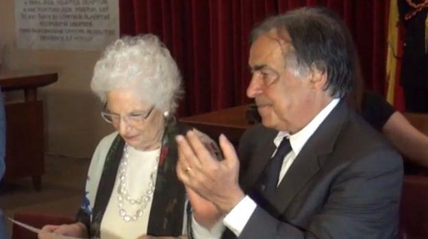 razzismo, Leoluca Orlando, Liliana Segre, Palermo, Politica