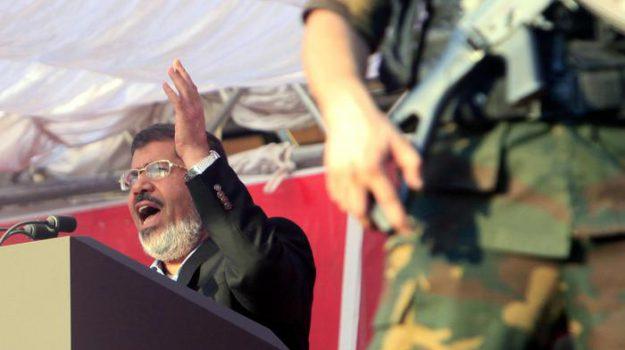 egitto, morsi morto, Mohamed Morsi, Sicilia, Mondo