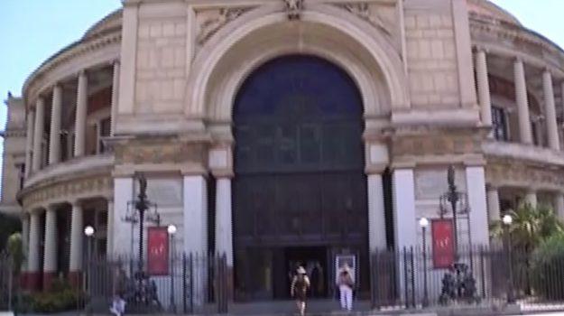 infrastrutture, restauri, teatri, Leoluca Orlando, maria prestigiacomo, Stefano Santoro, Palermo, Economia