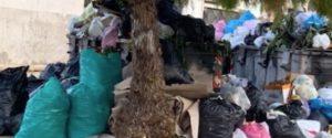 Rifiuti, 10 mila tonnellate di spazzatura in strada: è vera emergenza a Palermo