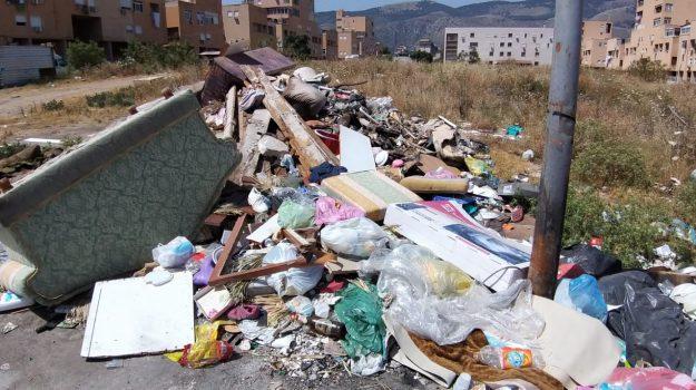rifiuti palermo, tolleranza zero, Leoluca Orlando, Palermo, Cronaca