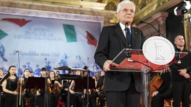 2 giugno, Festa della repubblica, Sergio Mattarella, Sicilia, Politica