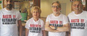 Tutto fermo per l'ospedale di Siracusa, parte lo sciopero della fame