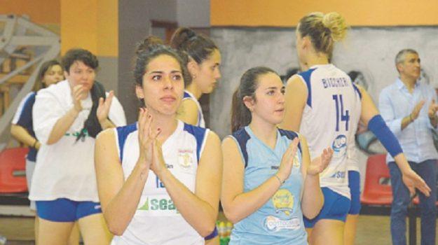 Castellana Grotte, Seap Aragona, volley, Agrigento, Sport