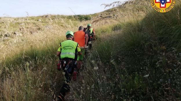 riserva dello Zingaro, san vito lo capo, soccorso alpino, Trapani, Cronaca