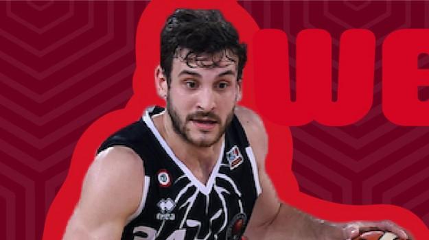 basket, pallacanestro trapani, Gabriele Spizzichini, Trapani, Sport