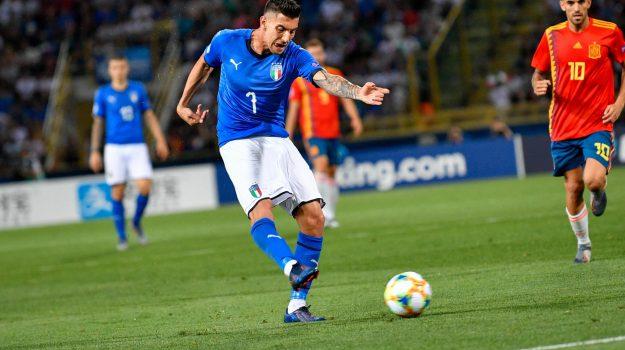 europei, italia, nazionale, Lorenzo Pellegrini, Sicilia, Calcio