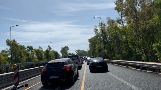 autostrada, lavori, Palermo-Catania, TRAFFICO, Palermo, Cronaca