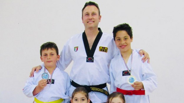 finale interregionale, taekwondo, Giulia Boncordo, Palermo, Sport