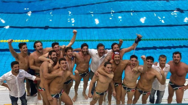 pallanuoto, telimar palermo, Ivano Quartuccio, Palermo, Sport