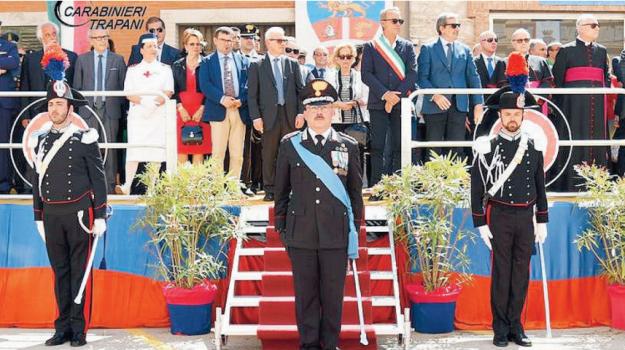 carabinieri, Gianluca Vitagliano, Tommaso Ricciardi, Trapani, Cronaca
