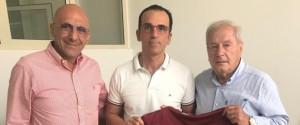 Trapani Calcio, rinnovato l'accordo con uno sponsor