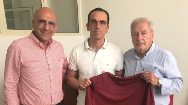 Nuova Sicilauto, Sponsor, trapani calcio, Luigi Foffo, Nicolò Achille, Trapani, Calcio