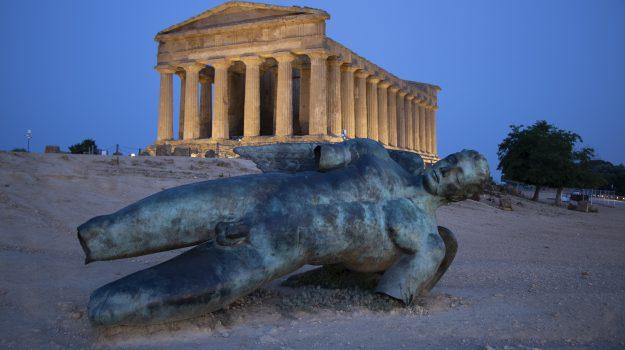 città, Agrigento, Economia