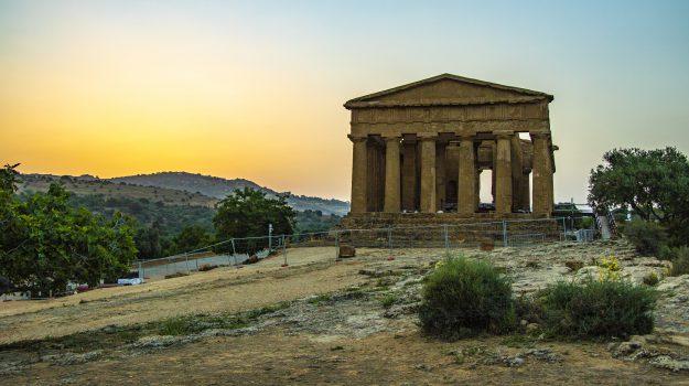 fase 2, Valle dei Templi, Agrigento, Cultura