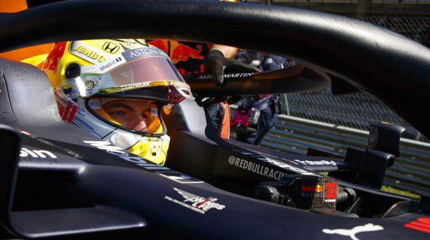 f1, Max Verstappen, Sicilia, Sport