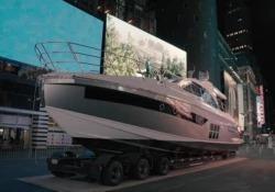 A Time Square il superyacht made in Italy «Azimut S6»  È la prima volta che uno yacht viene esposto nel cuore di Manhattan, dove resterà per l'intera settimana del Design Pavilion e NYcxDesign  - CorriereTV