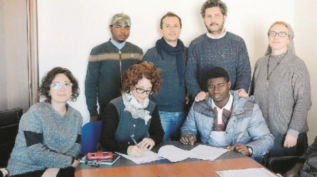 accoglienza, Mazara del Vallo, minori stranieri, Trapani, Economia