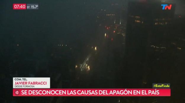 Black out Argentina, Black out Uruguay, Edesur Argentina, Sicilia, Mondo