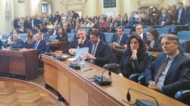caltanissetta, consiglio, Giovanni Magrì, Gualtiero Guarino, Caltanissetta, Archivio
